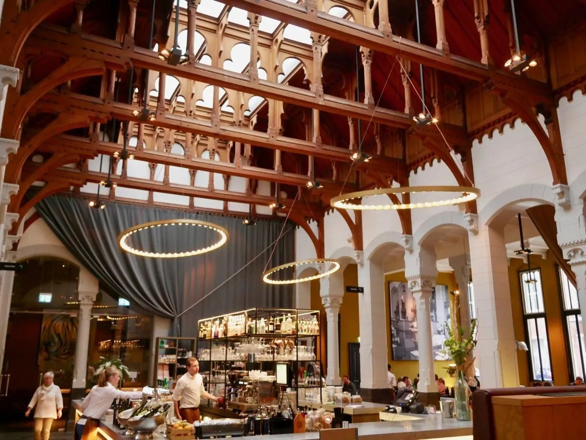 Grand Cafe Post Plaza Leeuwarden