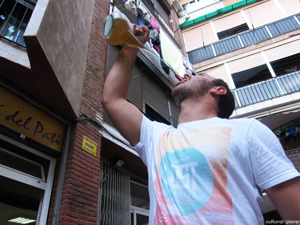 Barcelona Porron