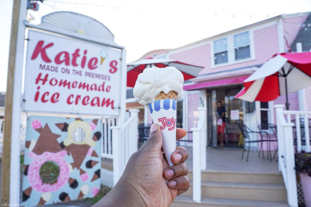 Katies Ice Cream Cape Cod
