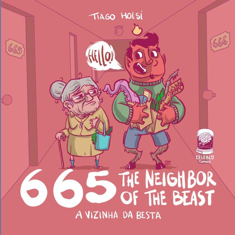 665 a vizinha da besta