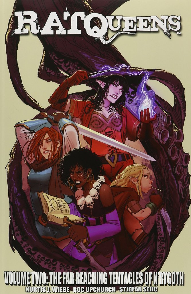 Rat Queens capa
