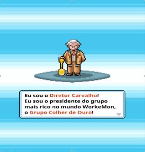 Diretor Carvalho