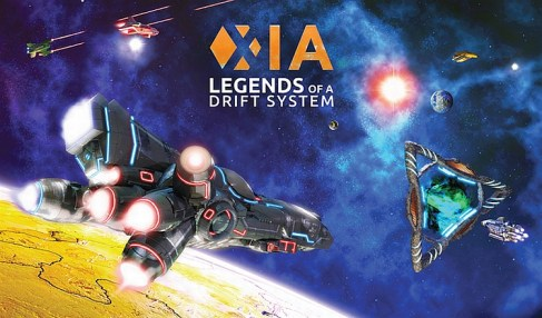 Xia Legends of a Drift System