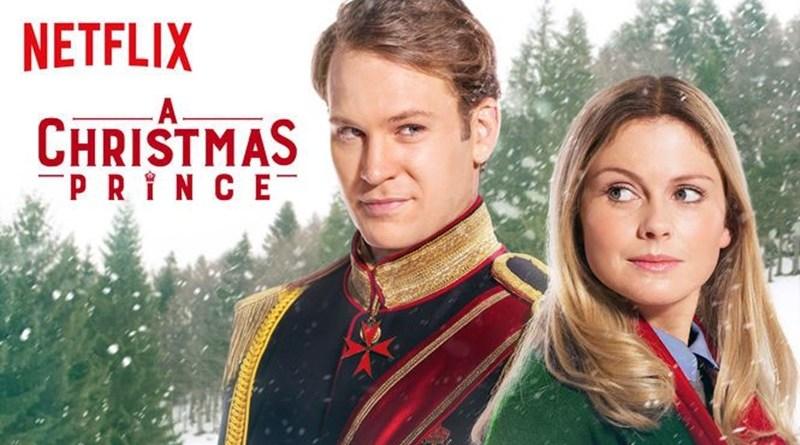 O Príncipe do Natal – Netflix