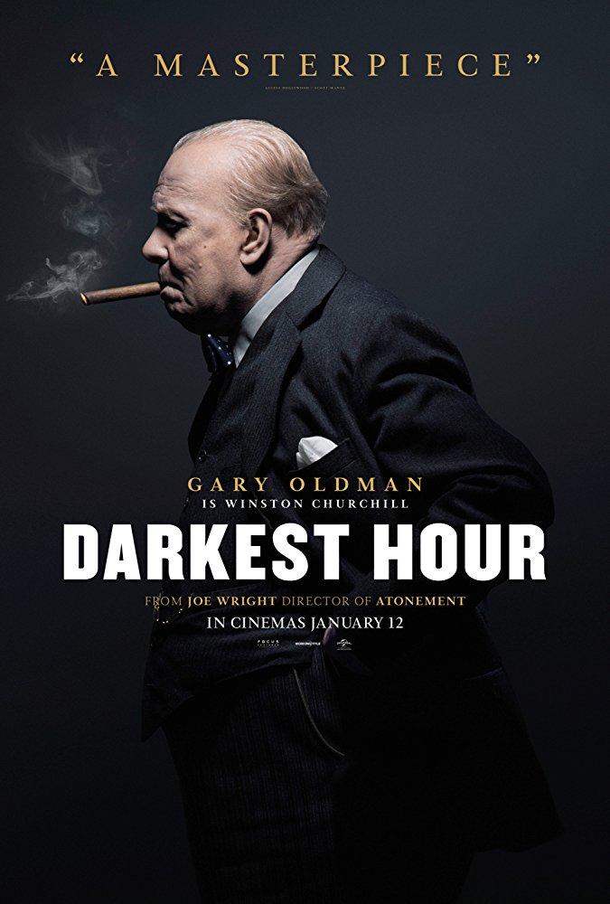 Darkest Hour O Destino de uma nação