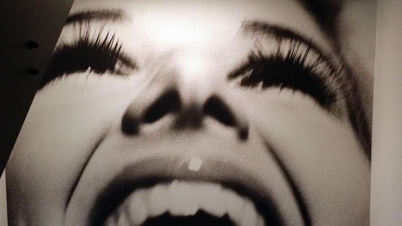 "Foto: Terence Donovan. Fra utstillingen ""Speed of Light"", Photographers`Gallery. Foto: Siri Wolland"