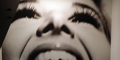 "Foto: Terence Donovan. Fra utstillingen ""Speed of Light"", Photographers`Gallery. Foto: Siri Wolland"