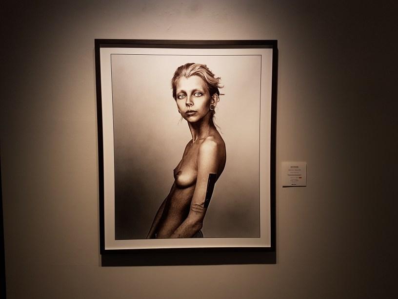 """""""Tribes of Our Generation"""" av fotograf Jan C Schlegel. Galleri Willas Contemporary, Oslo. Foto fra utstillingen: Siri Wolland"""