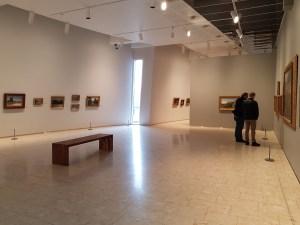 Foto fra utstillingen I Italias lys: Siri Wolland