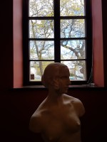 Fra Vigeland-museet i Oslo. Foto fra utstillingen: Siri Wolland