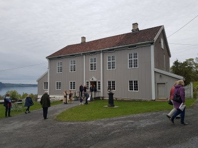Peder Balkesenteret på Østre Toten. Foto: Siri Wolland