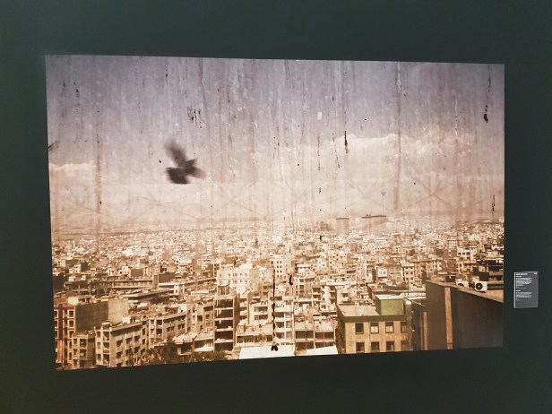 "Fotofestivalen i Arles. ""Iran: Year 38"". Fotograf; Azin Haghighi, Untitled, 2016. Foto fra utstillingen: Siri Wolland."