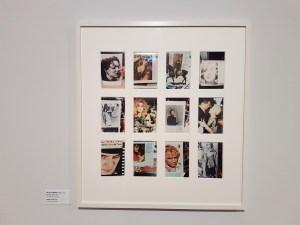"Fotofestivalen i Arles. ""Urban Impulses"". Fotograf; Maripaz Jaramillo, Colombia. Untitled, Cine series,1990. Foto fra utstillingen: Siri Wolland."