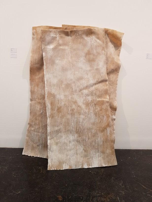 Andrea Wikhammer Heir (f.1986), Uprised, 2017. Foto fra utstillingen: Siri Wolland.