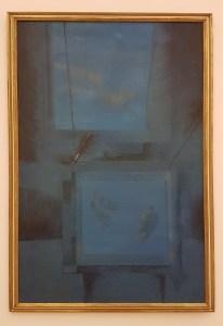 Håkon Bleken, Hemmeligheten I / Fuglene, 1969. Foto fra utstillingen; Siri Wolland