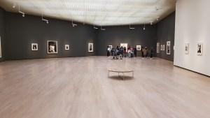 Fra utstillingen Avedons Amerika, Henie Onstad kunstsenter. Alle fotografier Richard Avedon. Foto fra utstillingen; Siri Wolland.