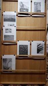 Foto Krystyna Dul, og serien Resonance. Foto fra utstillingen; Siri Wolland.