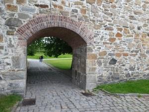 Fra Akershus festning. Foto Siri Wolland.