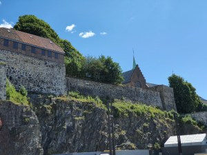 Akershus festning, Oslo. Foto Siri Wolland.