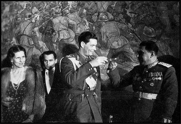 regele mihai, sussaikov, molotov, marea tradare, tradare nationala, tradarea din al doilea razboi mondial, documente secrete