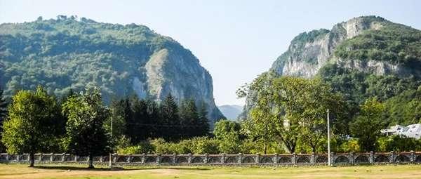 Polovragi – noile colibe dacice vor fi refacute, noi atractii turistice