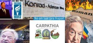 conservation carpathia, siguranta nationala