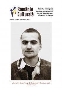 revista romania culturala