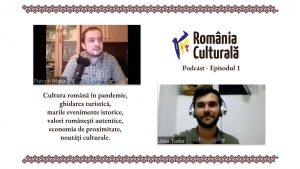 rrc podcast, romania culturala podcast