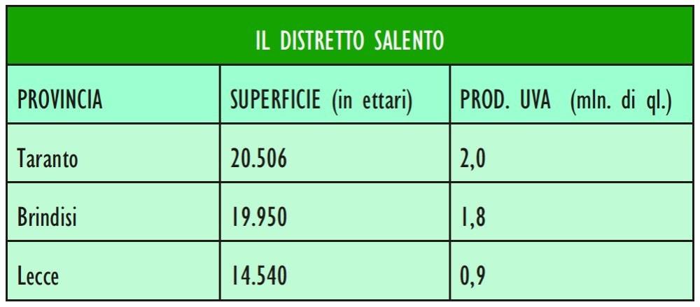 I vini d'eccellenza del Salento e marketing del territorio (2/4)