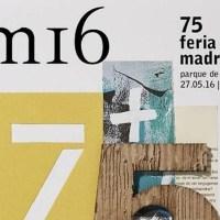75 edición de la Feria del Libro de Madrid