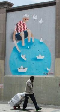 Muros 4- Susie Hammer