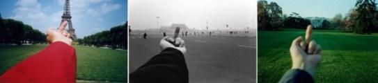fuck off- Ai Weiwei