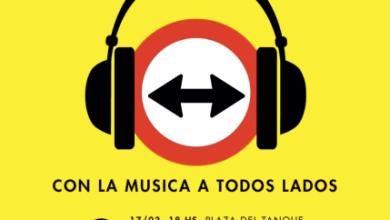 Photo of Con la música a todos lados