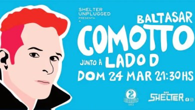 Photo of Baltasar Comotto en Shelter