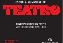 Photo of Inauguración Escuela Municipal de Teatro