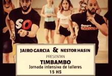 Photo of Talleres + Salsera en La Cautiva