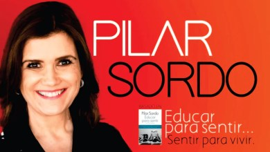 "Photo of Pilar Sordo ""Educar para sentir… Sentir para vivir"""
