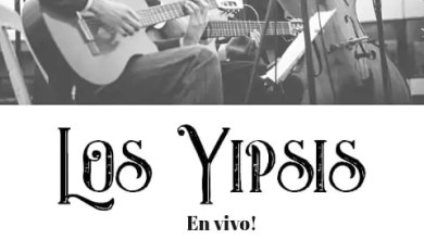 Photo of Los Yipsis