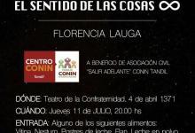 """Photo of CHARLA """"EL SENTIDO DE LAS COSAS"""""""