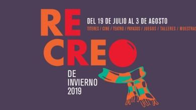 Photo of RECREO DE INVIERNO – PROGRAMACIÓN 2019