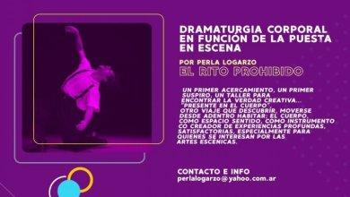 Photo of Seminario Dramaturgia Corporal en función de la puesta en escena