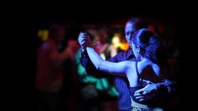 Photo of Preliminar de tango en Azul