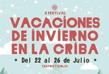 Photo of Festival de vacaciones de invierno en La Criba.