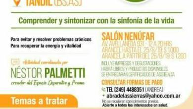 "Photo of Curso taller intensivo ""Ambiente corporal"""