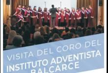 Photo of Se presenta el Coro del Instituto Adventista de Balcarce