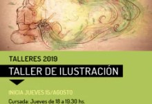 Photo of Taller de Ilustración en Artemio