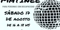 Photo of Matinée para personas con discapacidad