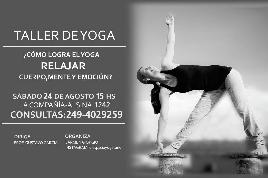 Photo of Taller de Yoga