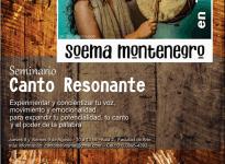 Photo of Seminario Canto Resonante