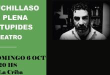 Photo of Cuchillaso en plena estupides